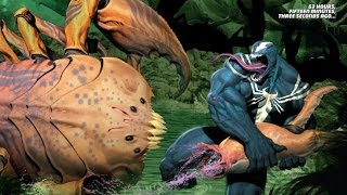 ¿Quien es venom space Knight? - MiniBiografias Banana