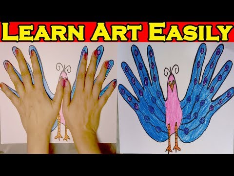 How to LEARN ART EASILY | Drawing tutorial for beginners | Toppa art Painting thumbnail