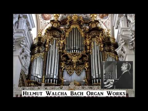 J.S,Bach Organ Works Selection [ H.Walcha ]