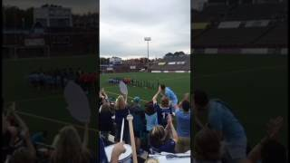 My Chattanooga FC Experience (Snapchat Story) Game 1 of 2