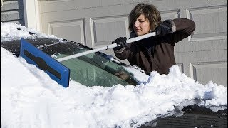 Top 3 Best Snow Brushes For Cars Reviews In 2019