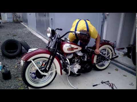Harley Davidson WLC 45 Not Working