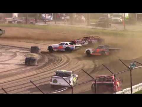 Genesee Speedway Street Stock Heats 10-26-19