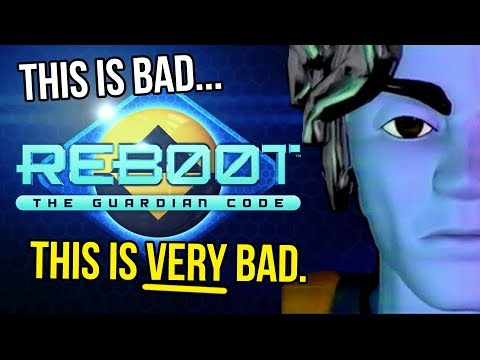 ReBoot The Guardian Code | Season 1 Episodes 1-10 Review, Reaction and Thoughts - Bull Session streaming vf