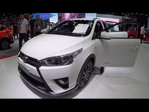 toyota yaris trd new agya g manual sportivo 2016 youtube
