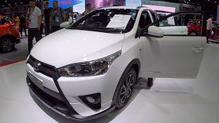 New Toyota Yaris TRD Sportivo 2016