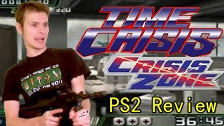 Time Crisis: Crisis Zone (PS2) Game Dingo Review [Ep. 3]