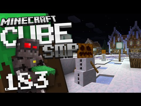 Minecraft Cube SMP S1 Episode 183: Winter Takeover