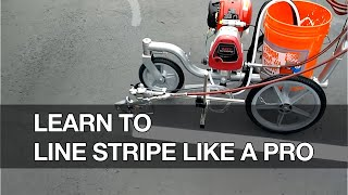 Line Striping Is Easy