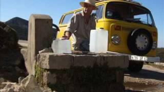 Lorgues et le combi VW jaune