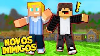 Minecraft Guerra: NOSSOS NOVOS INIMIGOS! #3