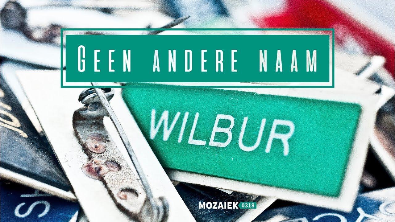 Preek: Geen andere naam - Geert Mollema
