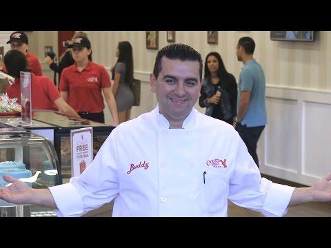 Cake Boss star Buddy Valastro opens Carlo's Bakery at Florida Mall