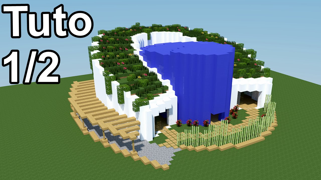 Moderne Minecraft Tuto Comment Faire Des Chambres Moderne Download ...