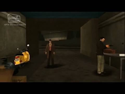 GTA Liberty City Stories - Walkthrough - Mission #64 - Stop the Press