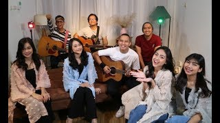 The Rain & JKT48 Acoustic - Terlatih Patah Hati (Live) | NYORE BARENG THE RAIN, Eps. 14