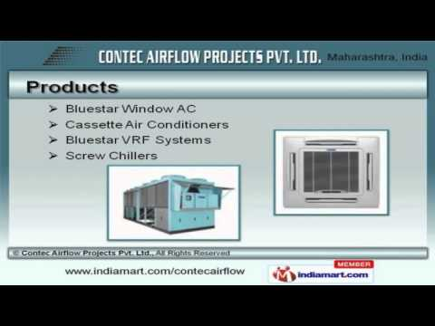 HVAC System & Clean Room Equipment By Contec Airflow Projects Pvt. Ltd., Mumbai