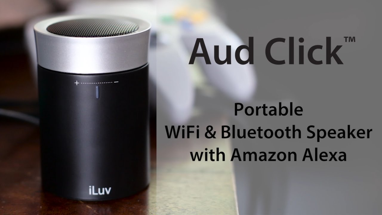 Aud Click – iLuv Creative Technology