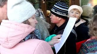"""митинг Генеральная прокуратура  """"прокурорские разборки"""""""