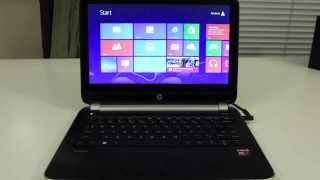 HP Pavilion TouchSmart 11 - e015dx / e015nr / e110nr TouchScreen Laptop Review