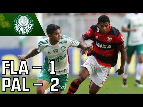 Brasileirão 6ª Rodada: Flamengo 1 X 2 Palmeiras - Mesa Redonda (05/06/16)