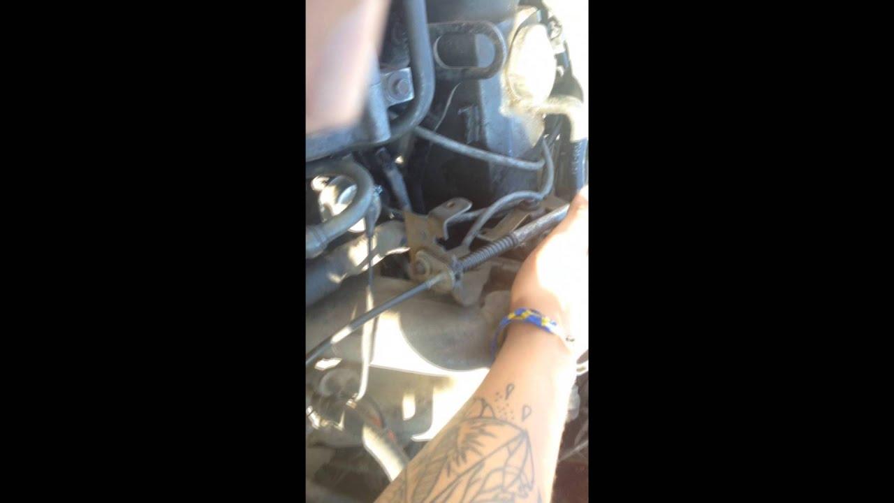 ford ranger rough idle sputtering bogging truck help 2 3