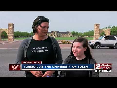Turmoil At The University Of Tulsa