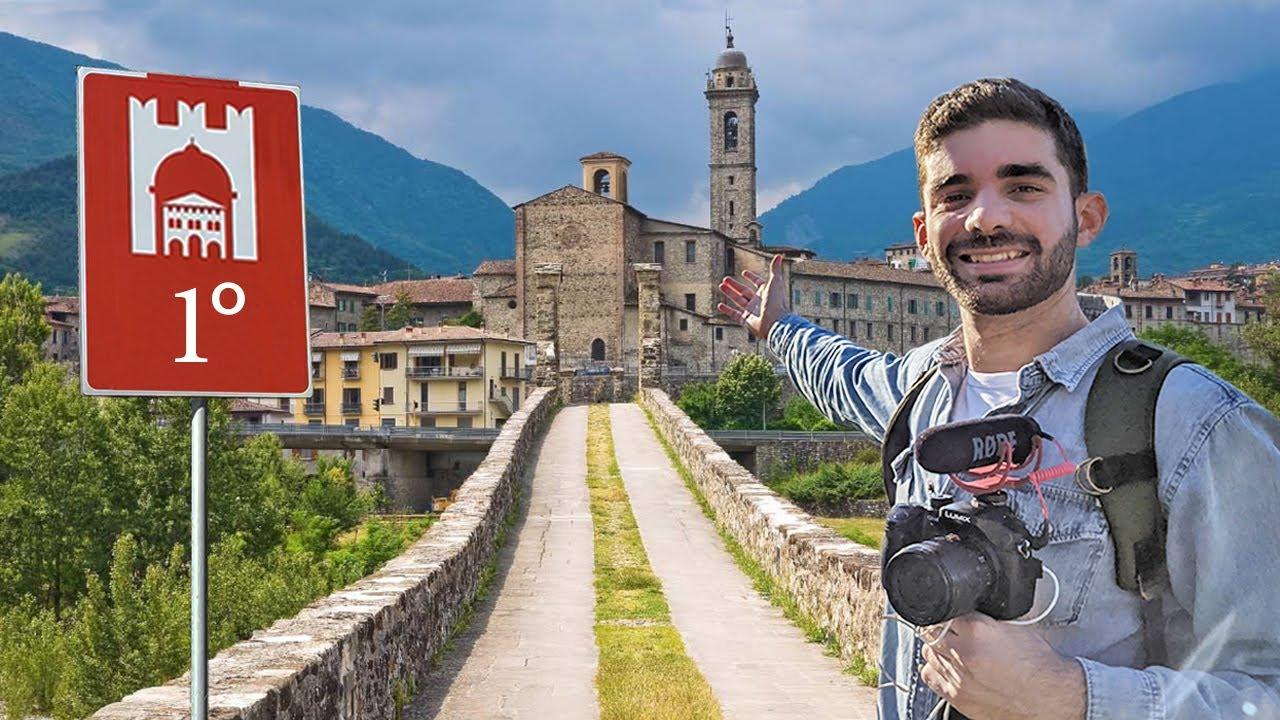 DOMANDE nel BORGO più BELLO d'Italia? - thepillow