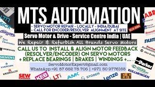 MTS Automation Servo Motor Repair Encoder Kuwait Drive Encoder Stock Repair UAE Dubai Arab Oman ARAB