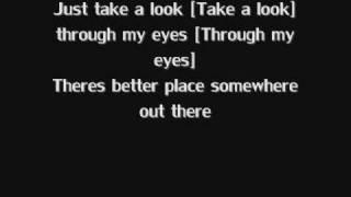 Phil Collins - Look through my Eyes - Lyrics