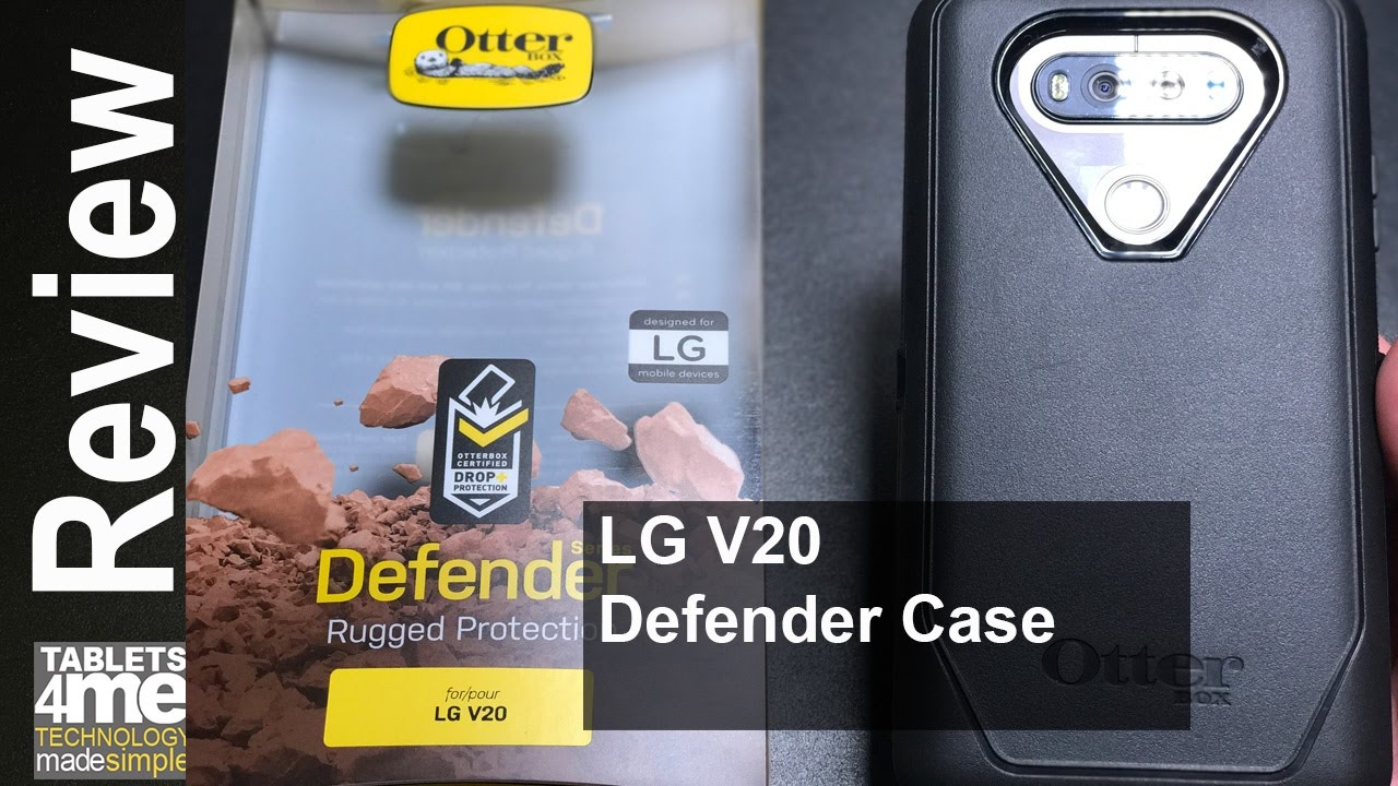 best website 6f899 a7f9b LG v20 Defender Case from Otterbox