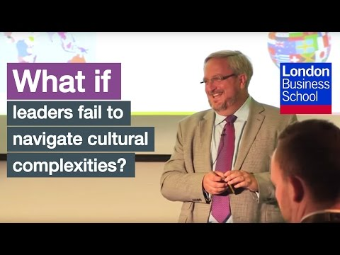 What if leaders fail to navigate cultural complexities? | London Business School