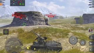World of Tanks Blitz - WT auf Pz. IV: 5k damage games
