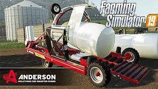 FARMING SIMULATOR 19 #142 - PROVIAMO IL DLC ANDERSON - GAMEPLAY ITA