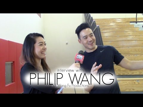 Interview with Philip Wang of WongFu at the ISA Game