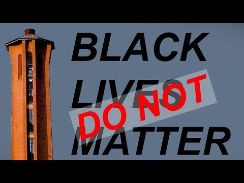 BLACK LIVES DO NOT MATTER - TRINITY UNIVERSITY