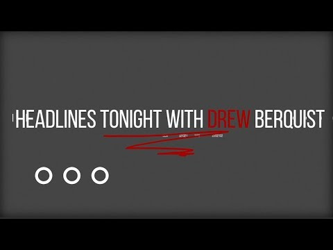 'Headlines Tonight With Drew Berquist' Is What Happens When Conservatives Learn the Word 'Skit'