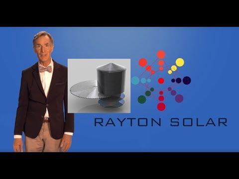 Rayton Solar + Bill Nye = Questionable Solar Technology?