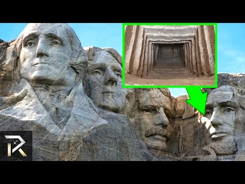 10 Secret Places Hidden In Famous Locations