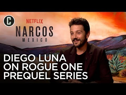 Diego Luna on the Rogue One Prequel Series