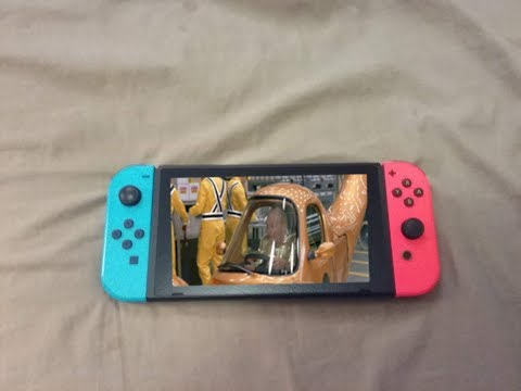 HOW TO PUT MOVIES ON YOUR NINTENDO SWITCH