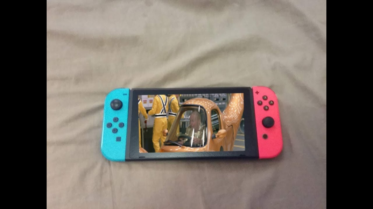 Nintendo Switch Filme
