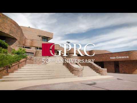 Grande Prairie Regional College (GPRC) 50th Anniversary