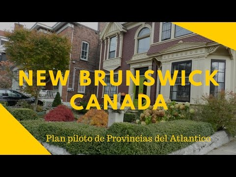 Información sobre New Brunswick