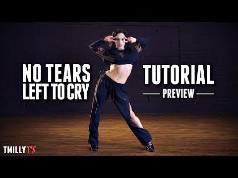 Ariana Grande - No Tears Left to Cry - DANCE TUTORIAL by Jojo Gomez [Preview]