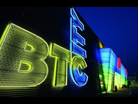 The Birth Of Bitcoin City: A New Project Of Slovenia's Biggest Shopping Mall