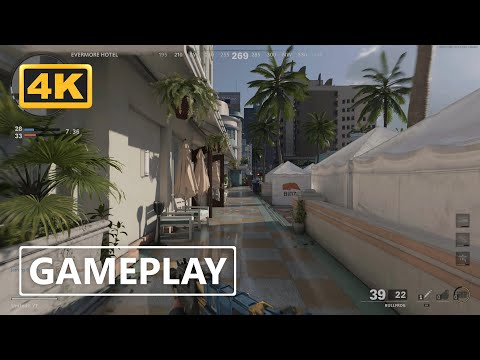 Call Of Duty Cold War Xbox Series X Gameplay 4K *NEW MAP*