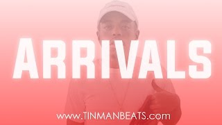 "(Free DL) Boogie - No Way Type Instrumental Beat ""Arrivals"" Prod. By Tinman Beats"