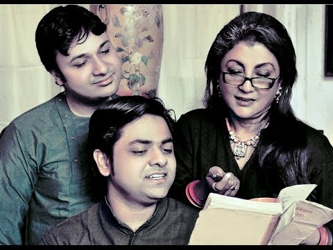 Aparna Sen with Sourendro-Soumyojit - love letters and music