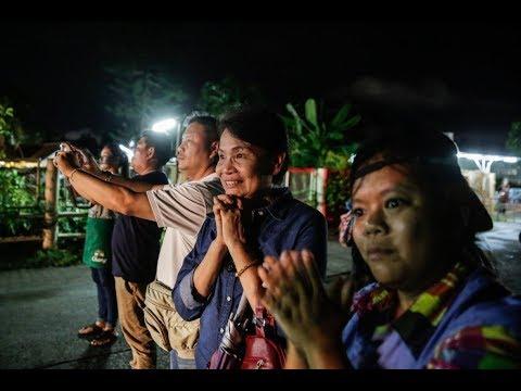The National for Sunday July 8, 2018 — Thailand Rescue, Blind Refugee, Japan Flooding